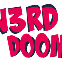 N3RD DOOM Logo