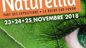 Le GAEC Hurlevent au Salon Naturalia du 23 au 25 novembre