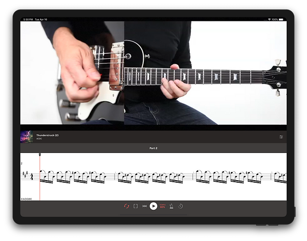 play_guitar_hits_application_lesson_beginner