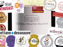 129 awards for our 32 latest vintages