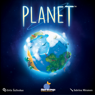 Create your own Planet!