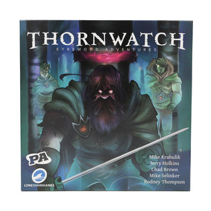 Thornwatch - our new game of the week!