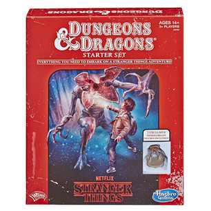 Stranger Things D&D Set