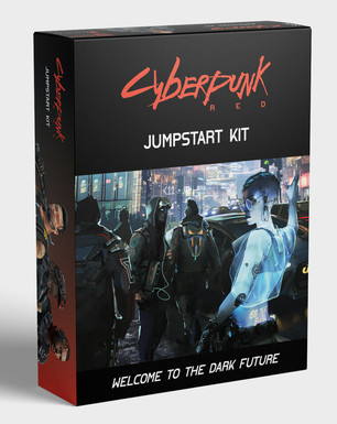 Cyberpunk RED hits the shelves!