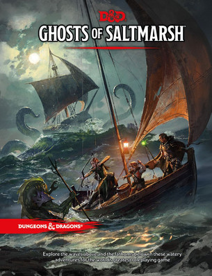 Ghosts of Saltmarsh - out today!