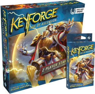 The new Keyforge has ascended!