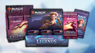 Commander Legends - preorders are open!