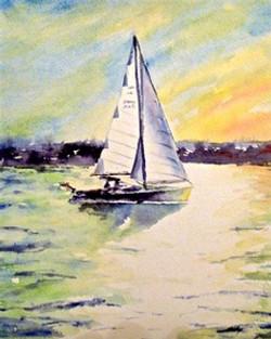 Sunset Sail in San Diego