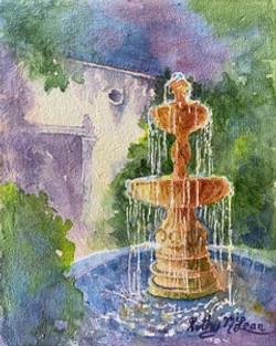 Talaquepaque Fountain