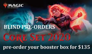 Core Set 2020 - pre-orders are open!
