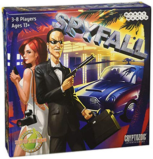 Spyfall: Licence to Tomorrow Twice