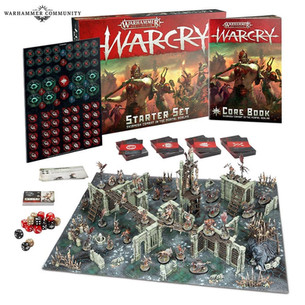 Answer The Call of the Everchosen - Preorder Warcry With Us!