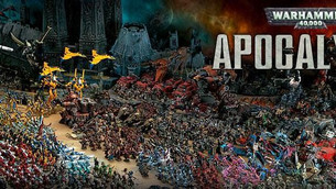 Warhammer 40K: APOCALYPSE is almost here!