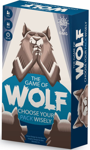 New to Mind Games, The Game of Wolf!