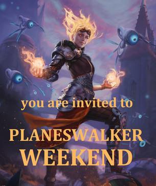 Planeswalker weekend at Mind Games
