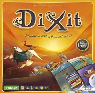 Dixit - a game of art, communication and interpretation