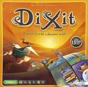 Dixit - a game of art, communication and interpretation