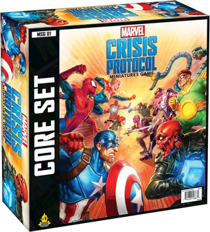 💥Marvel: Crisis Protocol - out now!💥