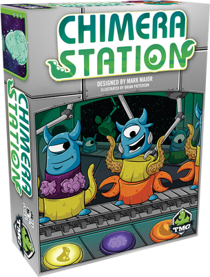 Chimera Station: It's Alive-ly Game of Mutant-y Fun!