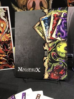 Malifaux 3rd edition - available now!