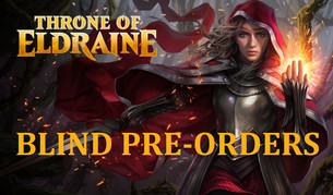 Pre-order Throne of Eldraine with us!