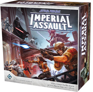 Star Wars: Imperial Assault - our new Game of the Week!