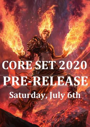 Core Set 2020 PRE-RELEASE