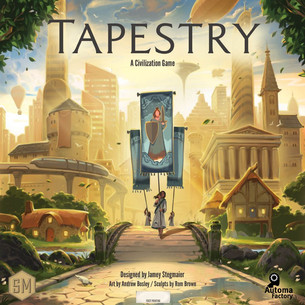 Tapestry - preorders opening now!