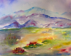 Purple Haze Desert