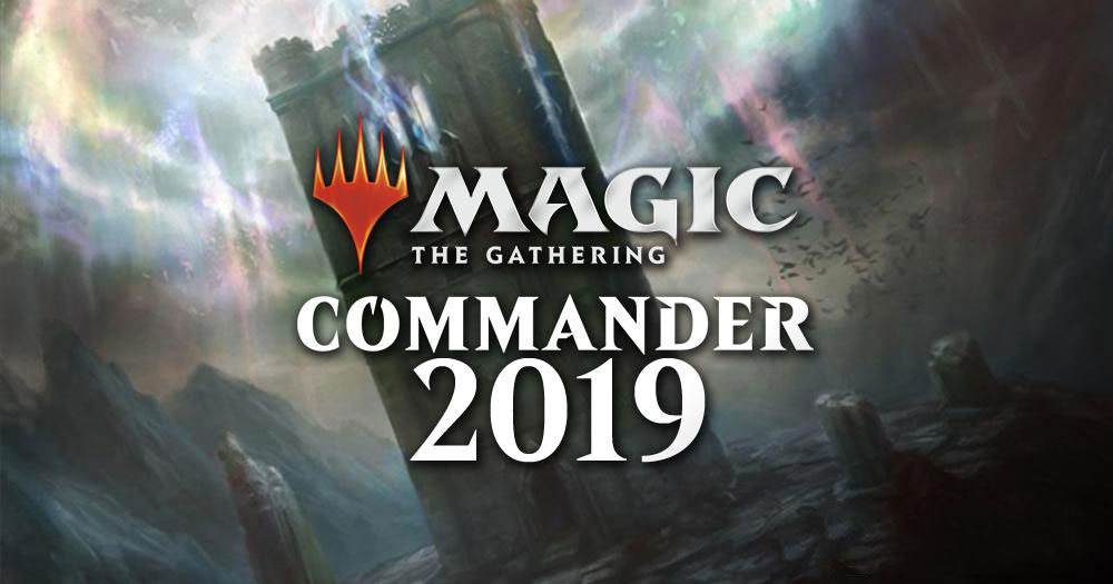 Commander 2019 banner