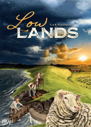 Sheep farming at its most intense in our latest game of the week, Lowlands!
