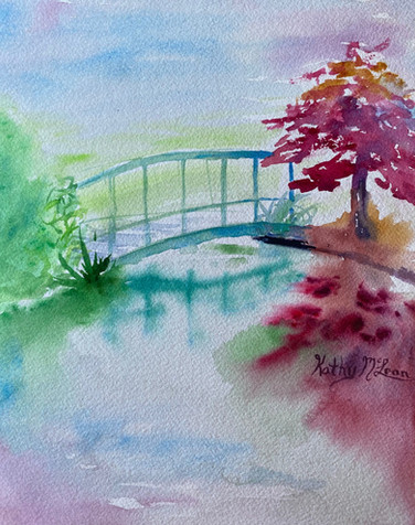 Gibbs Garden Bridge