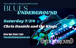 Blues Underground_ Chris Daniels and the