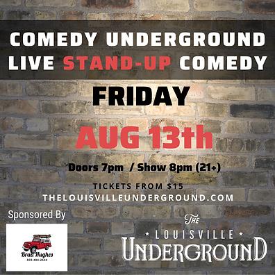 813 IG Comedy Underground.png