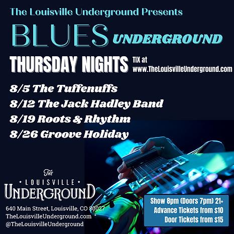 Blues Underground  IG Thursday AUG.png