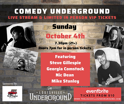 Facebook Comedy Underground oct 4th.png