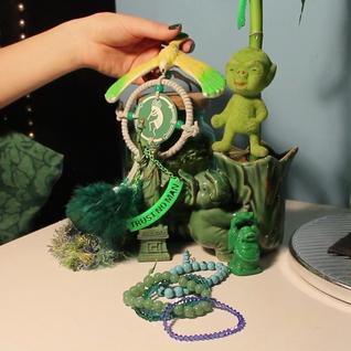 Untitled (green) - Video link below