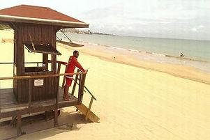 Salva vida de Playa