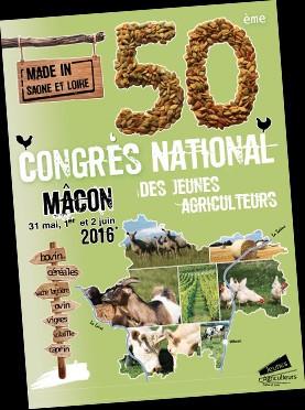 50ème congrès JA !