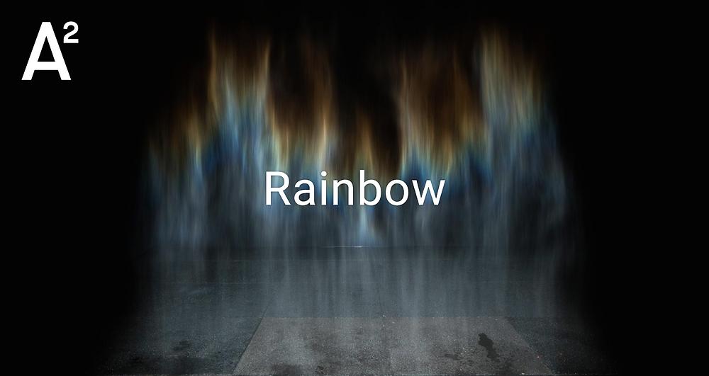 Acute art - Olafur Eliasson's 'Rainbow'
