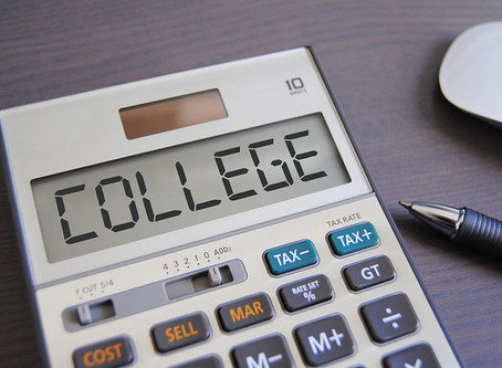 College Education - How Can I Pay For It?