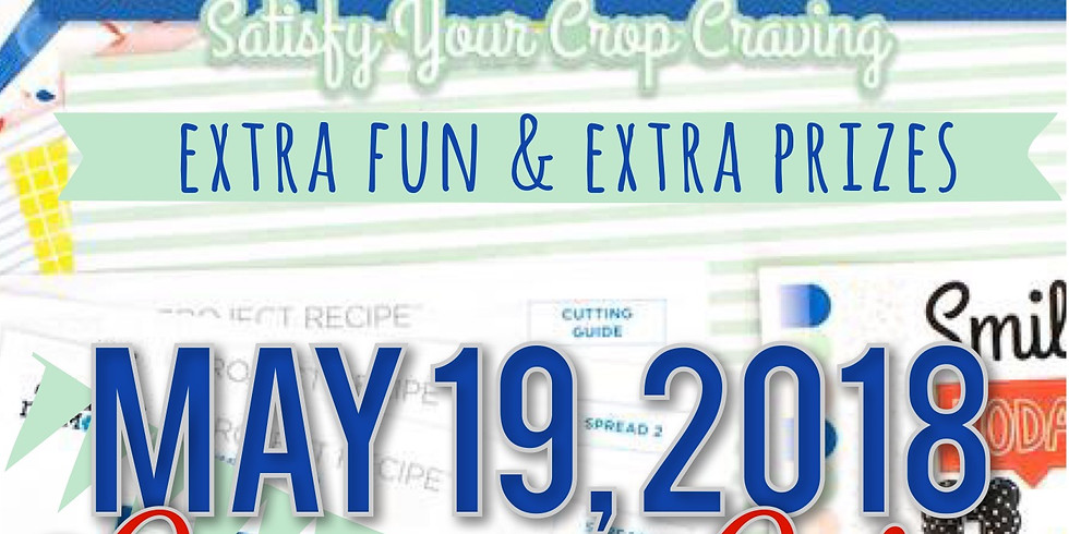 May 18 & 19 Cropping Cafe