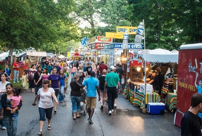 Set Your Calendar For 53rd Annual Marshall County Blueberry Festival