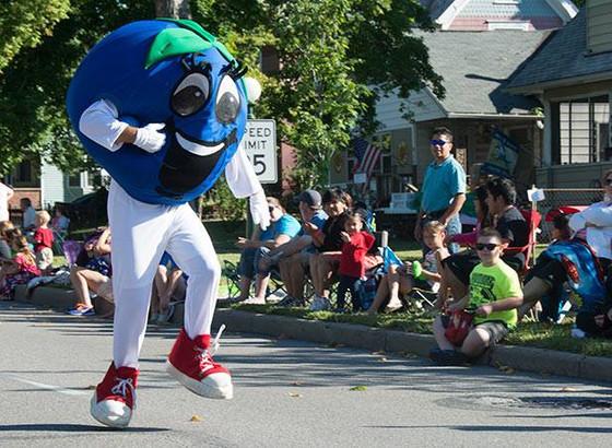 Annual Blueberry Festival Happening August 31st - September 3rd 2018