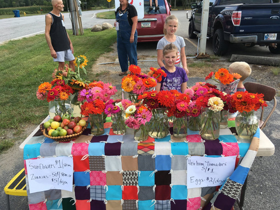 Walkerton Farmers Market Season Begins Thursday April 15th