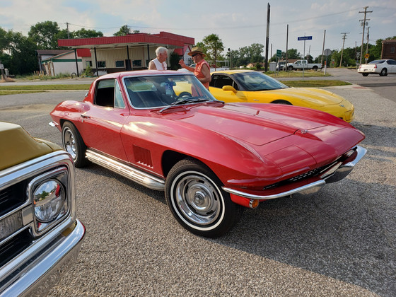 Cruise-In Night Begins Friday April 2nd 6pm At BMV Lot