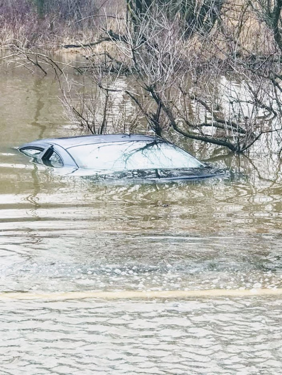 Flood Warning Issued For Walkerton Area