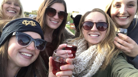 "Saturday's First Annual ""Walkerton Beer & Wine Fest"" A Crowd Pleaser"