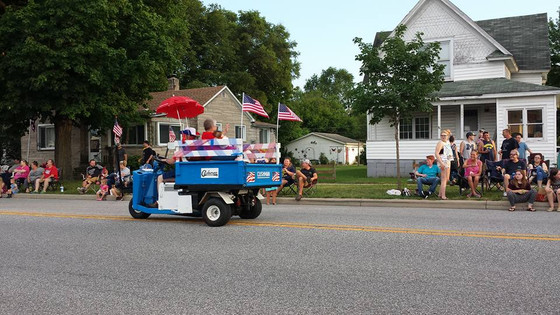 Walkerton Area Prepares For Independence Day Festivities To Begin On July 3rd