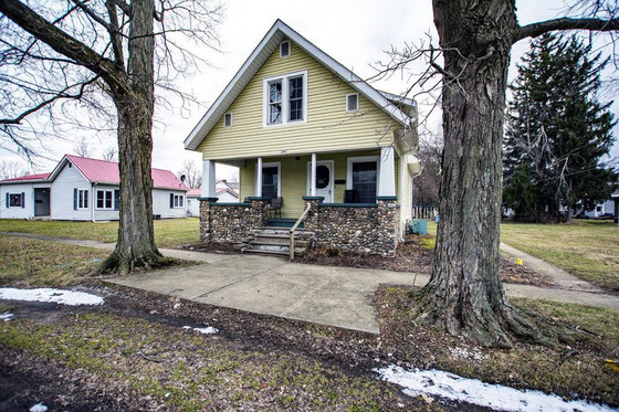 In-Town Craftsman Starter Home $99,000